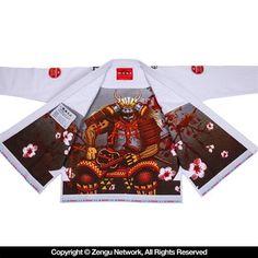 Muaewear Limited Edition Furinkazan Jiu Jitsu Gi