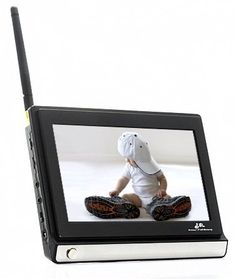 Wireless Widescreen 7 Inch LCD Baby Monitor with Night Vision Camera by Cadi Distribution, http://www.amazon.com/dp/B00BHI6GK2/ref=cm_sw_r_pi_dp_XRO0rb0DP052R
