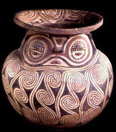 Funeraria, arte precolombino, Amazonía, desde amigosprecolombino.es: