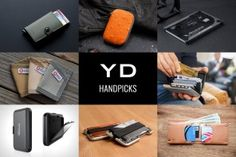 YD Handpicks: 8 Incredibly Innovative Wallets