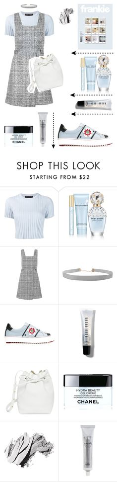 """Still, There Will Be Better Days..."" by zaylestyle ❤ liked on Polyvore featuring Proenza Schouler, Marc Jacobs, New Look, Humble Chic, Fendi, Bobbi Brown Cosmetics, Mansur Gavriel, Chanel and Meraki"