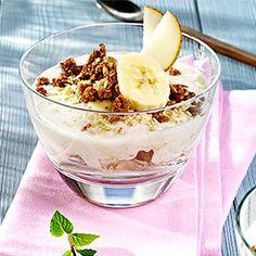 Dietetice - Kaufland Pudding, Ice Cream, Desserts, Food, Peanut Butter, Rolled Oats, Almonds, Dessert Ideas, Food Food