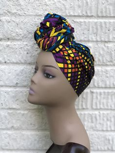 Head tie, Bandeau Top, Scarves, Ankara Head Scarf, African Head Tie, Ankara Scarf, Bandana , African Turban, Ankara Head Wrap , Headwrap Bandeau Top, Turban, Head Wraps, Ankara, Scarves, African, Tie, Trending Outfits, Vintage