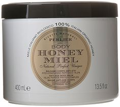 Perlier Honey Miel Anti-Age Body Balm, 13.5 Ounce ** Check out @ http://www.amazon.com/gp/product/B00G2PZHZK/?tag=beautycare888-20&pop=250716200815