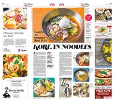Escaping the Summer Heat With Korean Noodle|Epoch Taste #Food #NYC #newspaper…