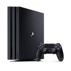 Sony PlayStation PS4 Pro HW 1TB US - EMILY TOWN LLC