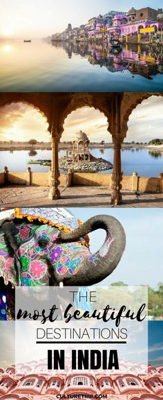 10 Breathtaking Sites In India You Must See Before You Die Pinterest: @theculturetrip