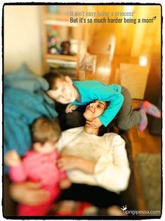 Ωδή στο Σαββατοκύριακο μιας μαμάς μικρών παιδιών