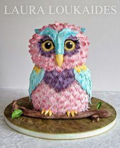 Creative Owl Cakes - Cakes Design