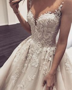 The classic A line dress is one of the bridal gown. Of all the wedding dresses on the marketplace today A line bridal gown are the best. Princess Wedding Dresses, Dream Wedding Dresses, Bridal Dresses, Wedding Gowns, Prom Dresses, Wedding Ceremony, Modest Wedding, Wedding Programs, Formal Dresses
