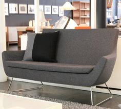 Loveseat Rebecca Two Seat Sofa by Soho Concept Sofas at Accurato Furniture Store