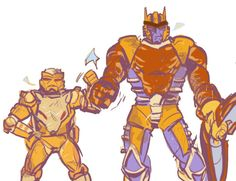 Beast Wars Bro Fist