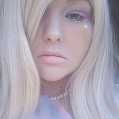 pale pastel makeup #mspweddingspastelpinfest