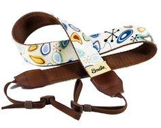 Camera strap / correa cámara / accesorios fotografía / photo accessories / Smile 16,90€