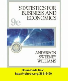 Managing human resources 9780324593310 george w bohlander scott statistics for business and economics ninth edition 9780324380255 david r anderson fandeluxe Image collections