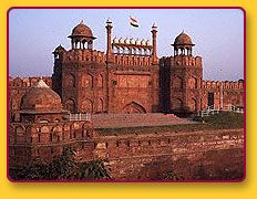 The Red Fort, Jaipur India