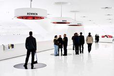 Neues Porsche Museum Stuttgart Stuttgart | Germany | Completed 2009