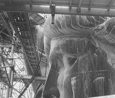 Statue History - The Statue of Liberty & Ellis Island