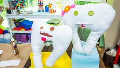 DIY Tooth Fairy Pillow - DIY done by @kennethwingard on Home and Family!