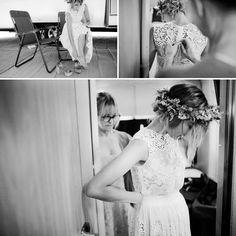 this brides style. gah.