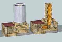 masonry rocket stove plans - Google'da Ara