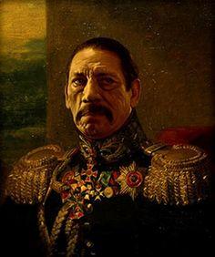 Mexican Superheroes - Danny Trejo