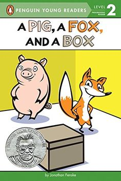 Great Beginning Reader Books and a whole list by level @ Penguin Young Reader site