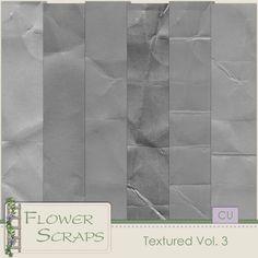 Textured Vol.3 - $2.39 : Digital Scrapbooking Studio