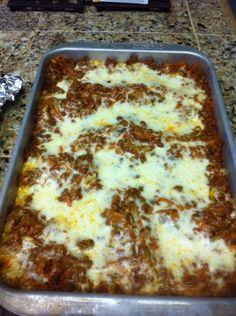 Virginia s Easy Lasagne
