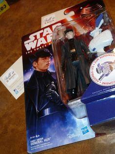 General Hux Star wars The Force Awakens a Disney/Hasbro item   eBay
