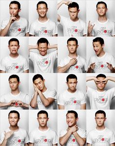Joseph Gordon-Levitt by Yu Tsai
