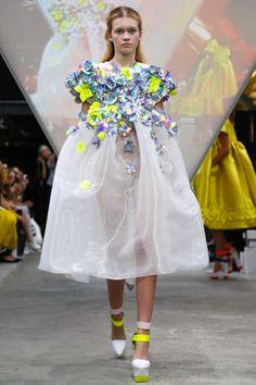 Fyodor Golan Ready To Wear Spring Summer 2015 London - NOWFASHION