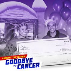 April 12th, 2014 We are Waving Goodbye to Cancer with a family fun event at our Corporate office!  Complete with firetrucks, bouncehouse, free food, a wave a thon (where you could win $1,000!) and a yard sale! Come out and have some fun for a great cause and for FREE!!!