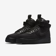 quality design fb41f 67783 Nike Air Force 1 High 07 Canvas Mens Shoe