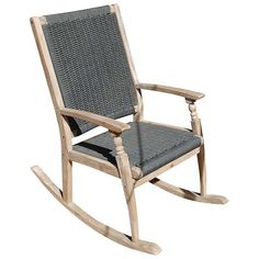 BuyLG Outdoor Hanoi Harbour Rocking Chair, FSC-certified (Acacia) Online at johnlewis.com
