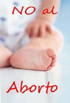 LIBERTA' DI PAROLA: NO ALL'ABORTO!