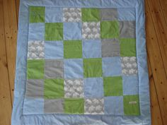 Mission Patchworkdecke  #Patchwork #Patchworkdecke
