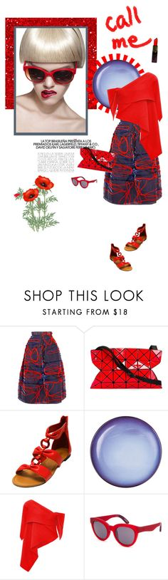 """28.06.17-2"" by malenafashion27 ❤ liked on Polyvore featuring Roksanda, Bao Bao by Issey Miyake, Seletti, Rosie Assoulin and TOMS"