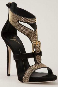 28b9e3cfe18 ❣️101 Stunning High Heel Shoes From Pinterest