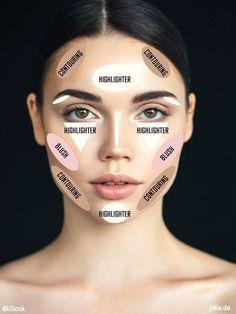 cunning #makeuplook #foundation #concealer