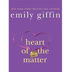 Heart of the matter. One of my favorites from Emily.