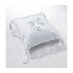 We also carry a matching Ring Bearer Pillow, Flower Girl Basket, and Card/Money Wedding Box. The material has been embroidered with a leaf and vine pattern. The gold pen contains black ink. Diy Wedding Supplies, Wedding Supplies Wholesale, Ring Bearer Pillows, Ring Pillows, Cool Wedding Cakes, Wedding Cake Toppers, Pear And Almond Cake, Bow Display, Ring Cake