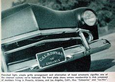 Calazonas car club, members from Phoenix, Arizona and Los Angeles