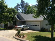 GAF Timberline HD shingles in Oyster Gray.
