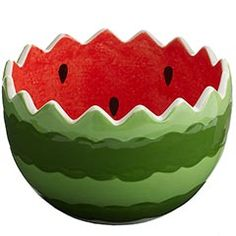 Watermelon bowl from pier 1