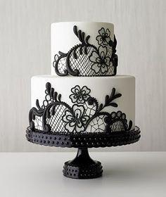 romantischer Kuchen  Weddingbee