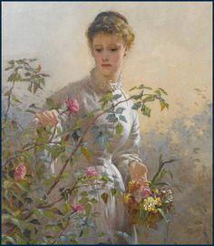 . Pintor Inglés George Elgar Hicks   1824 - 1914