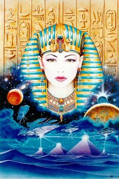 ISIS DRAWING | Created by Kimberly Moore on May 19, 2012 · 3 Comments Isis digital art drawing egyptian goddess