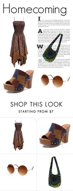 """""""Hippie"""" by ladysephve on Polyvore featuring moda y UNIONBAY"""