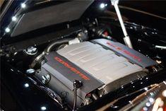 1958 CHEVROLET CORVETTE CUSTOM CONVERTIBLE - Engine - 213320